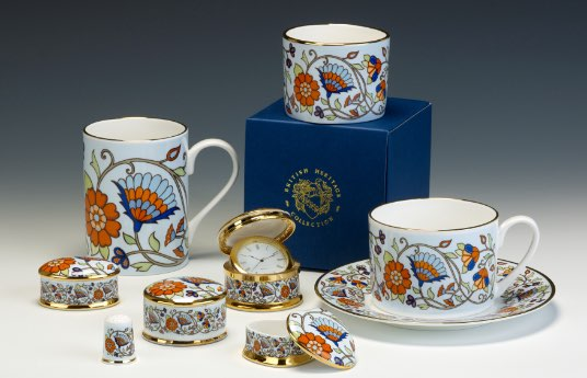 worcester collection fine bone china